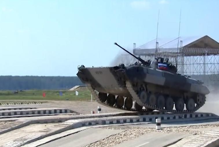 Насыщенная программа Всероссийских армейских игр стартовала на полигоне ДВОКУ