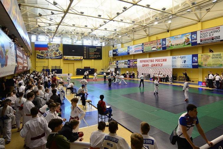 Амурчане проявили себя на чемпионате России по джиу-джитсу и поедут на первенство мира