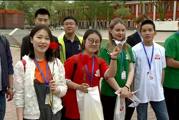 «Мир, где нет чужих»: китайские волонтёры приехали с ответным визитом в Благовещенск