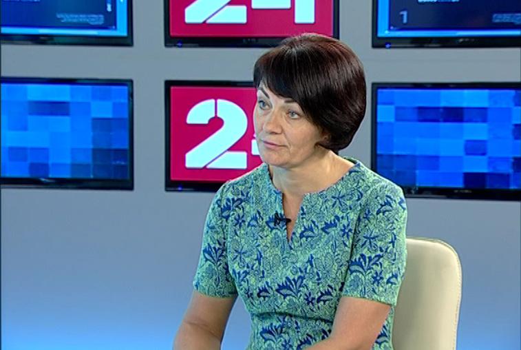 Ольга Варсанова ушла с поста министра образования и науки Приамурья