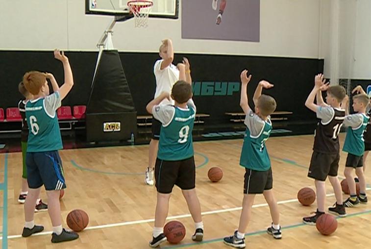 Лучших юных баскетболистов Приамурья отобрали по проекту «Школа баскетбола»