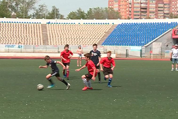 Одна из детских футбольных команд Приамурья поедет на чемпионат мира