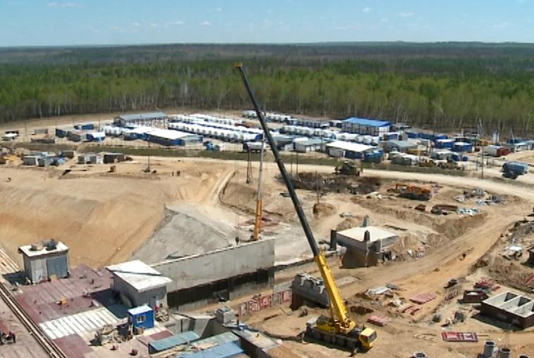 Вторую очередь космодрома Восточный начнут строить в июле