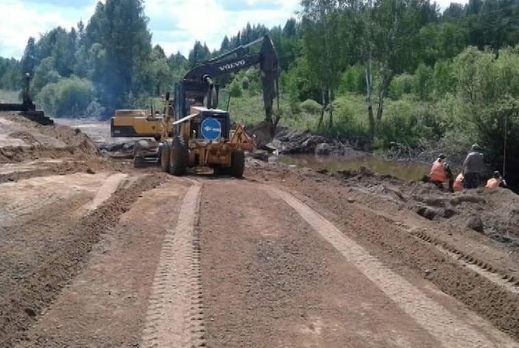 Транспортное сообщение между посёлками Магдагачи и Толбузино восстановлено
