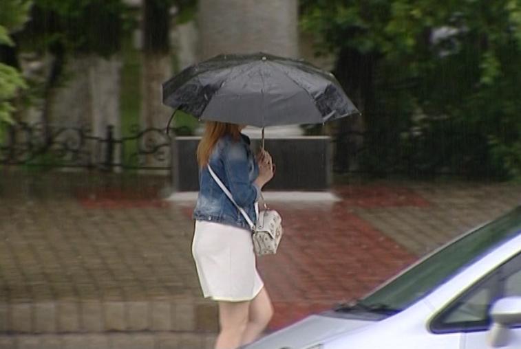 В Приамурье ожидаются сильные дожди с грозами