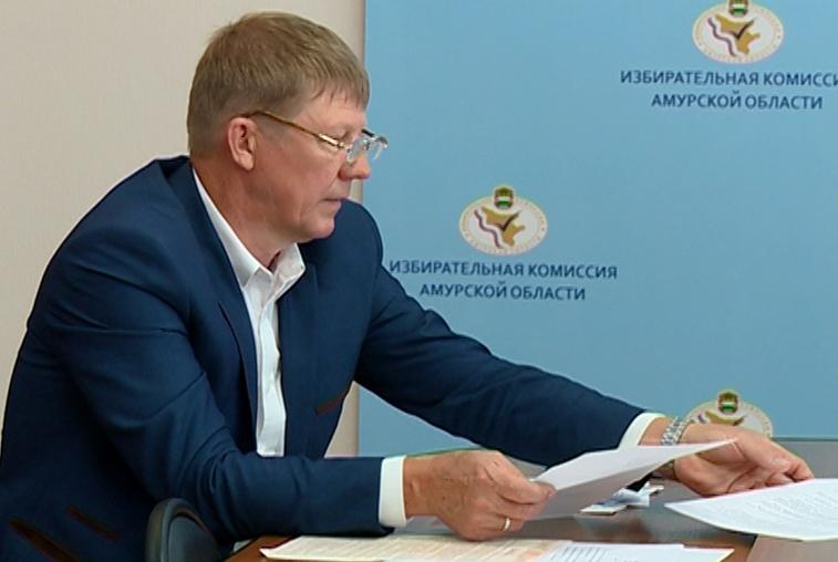 Кандидат на должность губернатора Сергей Левицкий вступил в избирательную гонку