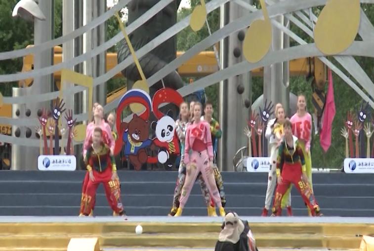 Творческих детей из Приамурья покажут на китайском телевидении