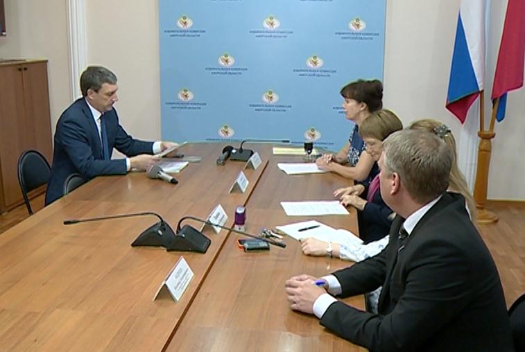 Василий Орлов стал третьим кандидатом в губернаторы Приамурья