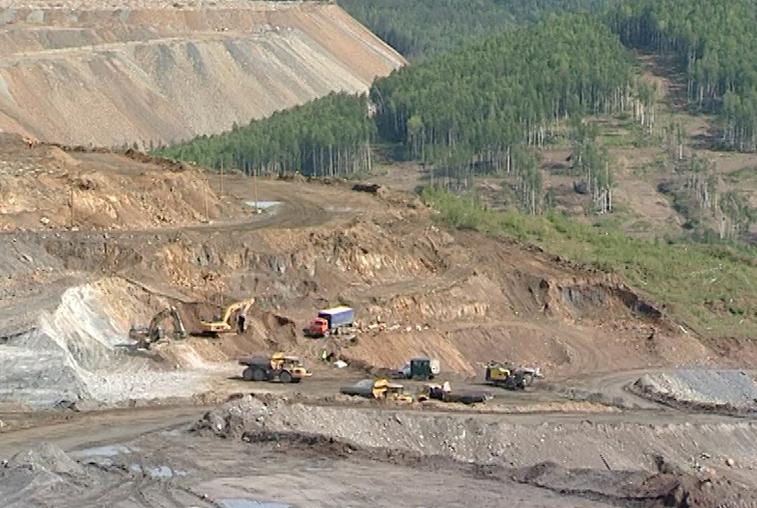 На 12,5% сократилась добыча золота в Приамурье за I полугодие 2018 года