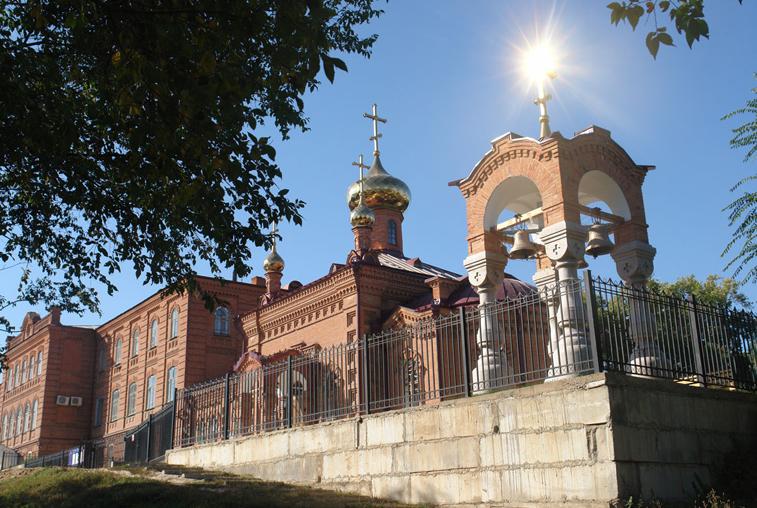 Ближе к верующим: Православная диспетчерская заработала в благовещенском храме