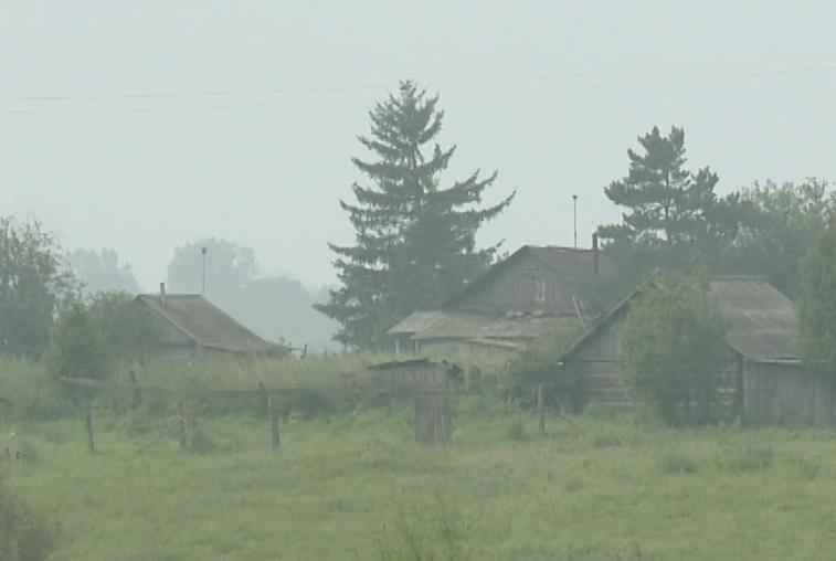 Паводок не добрался до жилых домов в северном селе Игнашино
