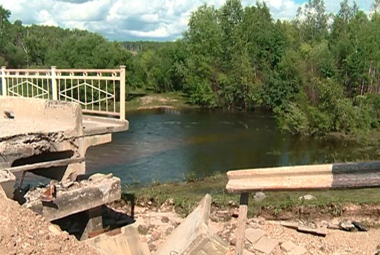 Ущерб от паводка в Мазановском районе оценили в 61 миллион рублей