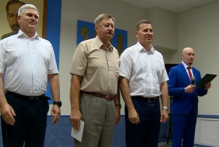Работающие на опережение: Амурское управление ФСБ России отметило вековой юбилей