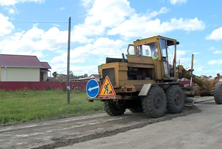 Девять участков дорог восстановили в Приамурье после паводка
