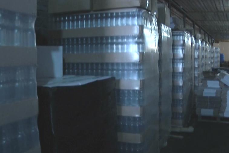 Партию контрафактного алкоголя обнаружили полицейские в Благовещенске