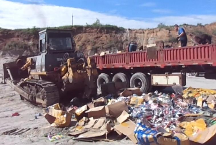 Больше 13 тысяч токсичных игрушек уничтожили в Благовещенске