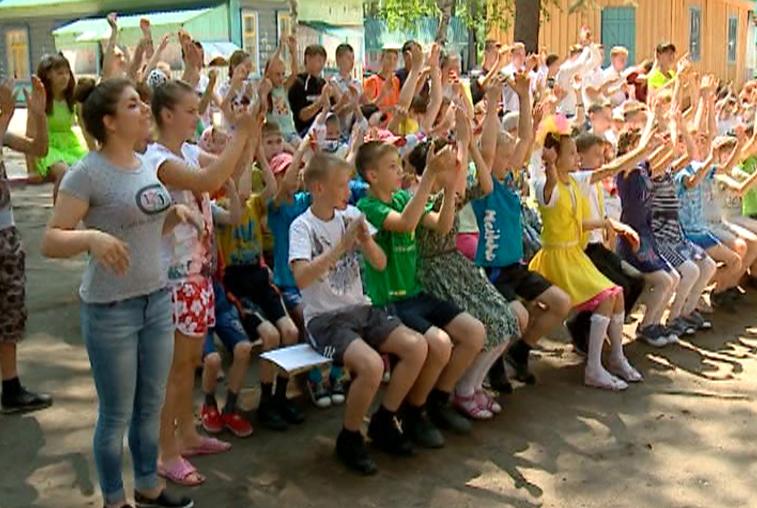 Для амурских сирот организовали профильные смены в загородных лагерях