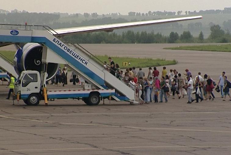 У амурчан появилась возможность приобрести субсидированные билеты до Москвы