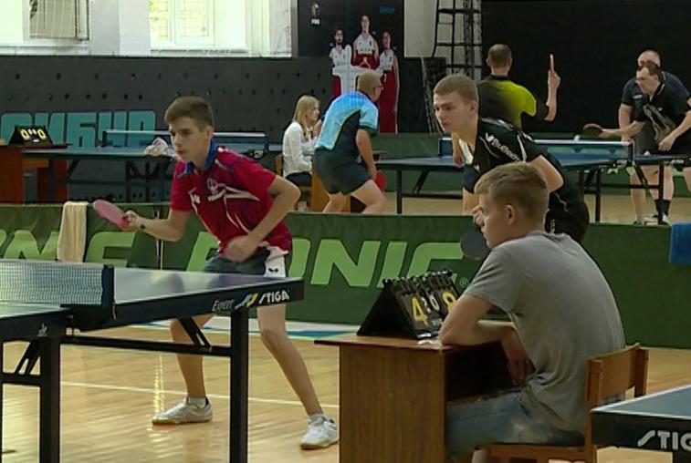 Кубок физкультурника по настольному теннису разыграли в Благовещенске