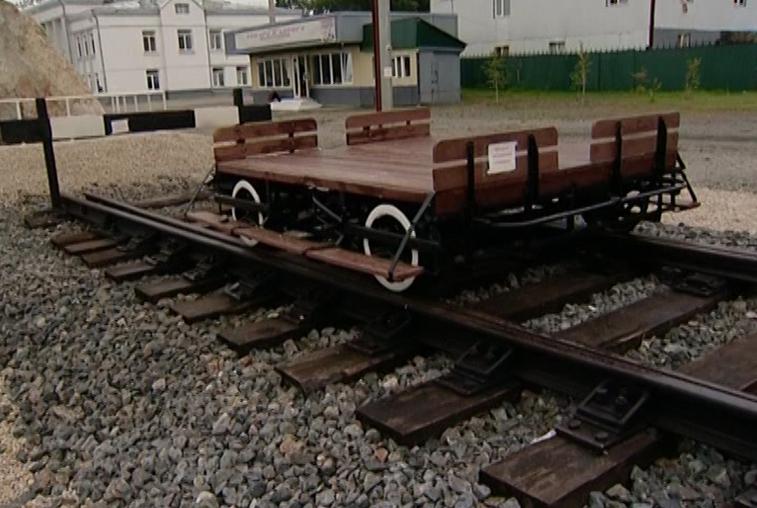 Ретропарк железнодорожной техники открылся на вокзале Сковородино