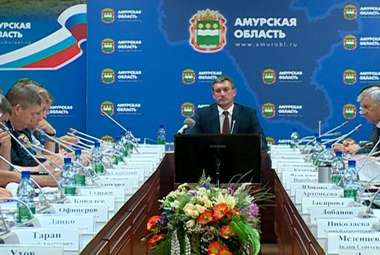 Василий Орлов призвал глав муниципалитетов содействовать в проведении учебных сборов