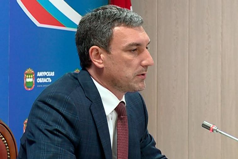Василий Орлов: на ВЭФ нужно максимально эффективно презентовать возможности региона