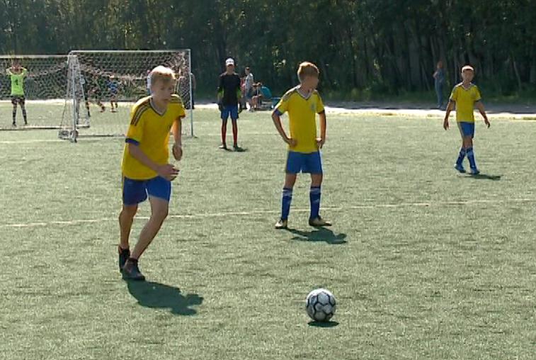 Сильнейшие дворовые футбольные команды определились в Благовещенске