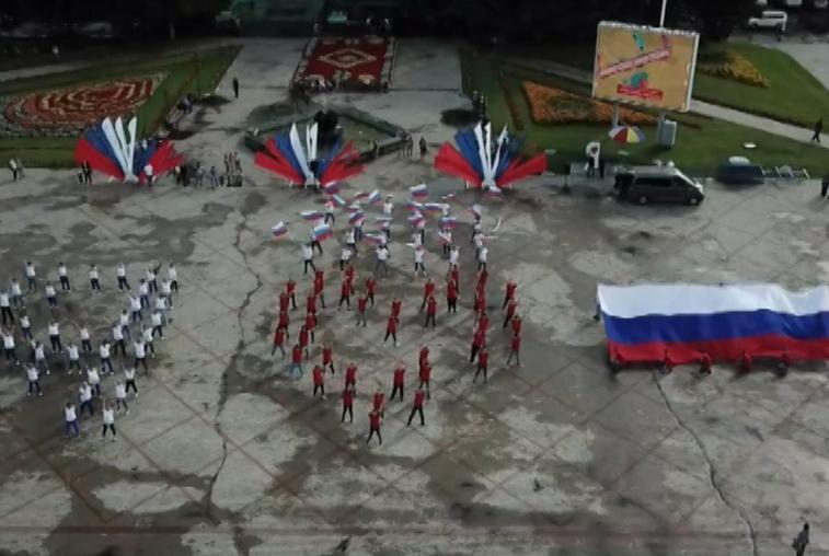 Белогорцы необычно признались в любви к своей стране