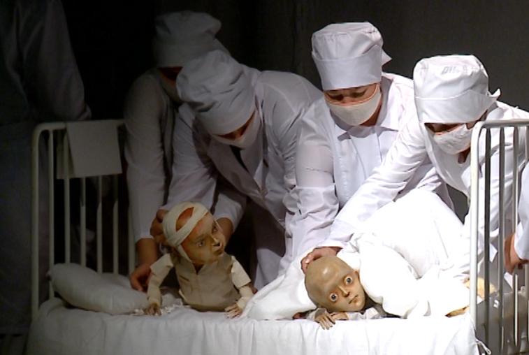О подготовке к новому сезону в областном театре кукол