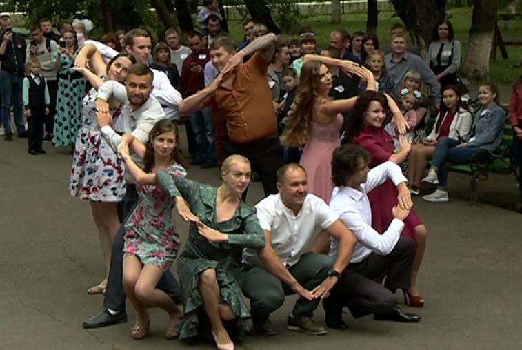 90 амурских семей собрались на фестивале в Благовещенске