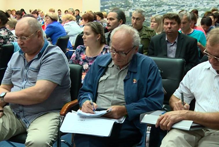 Члены участковых комиссий Приамурья прошли обучение