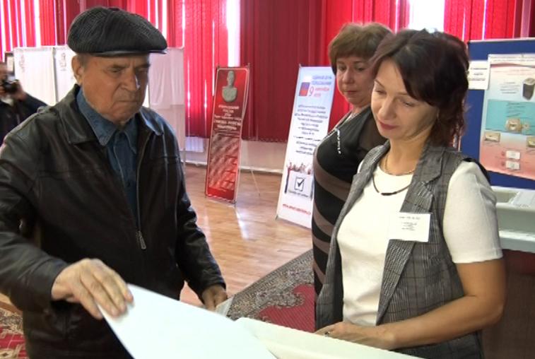 Активнее всего голосуют жители севера Амурской области