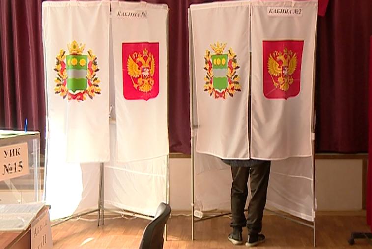 Необычный избирательный участок работал в одном из амурских сёл