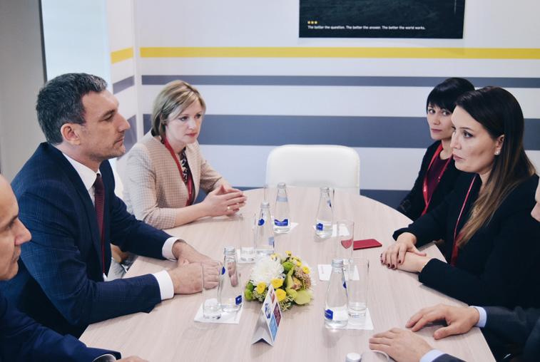 Приамурье на ВЭФ-2018: развитие туризма, сотрудничество с КНР, подготовка кадров