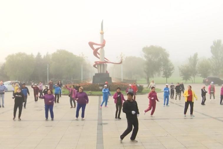 Амурские пенсионеры отдыхают в Удаляньчи в рамках российско-китайского туробмена