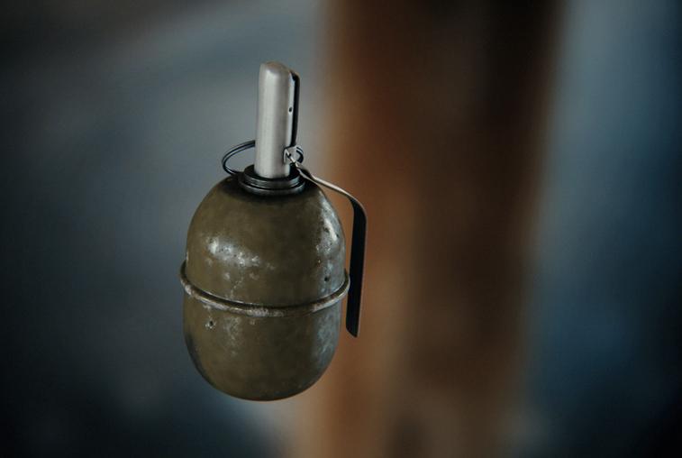 Боевую гранату обнаружили в Благовещенске