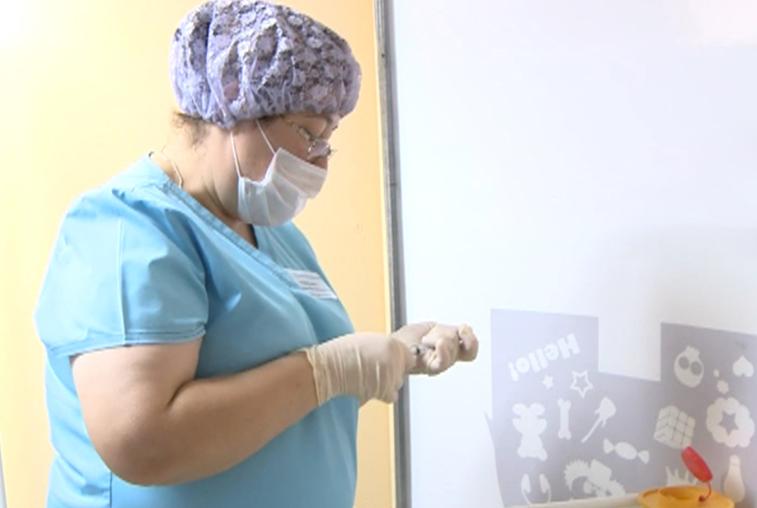 40% амурчан привились против гриппа