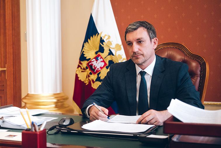 Василий Орлов официально вступил в должность губернатора Приамурья