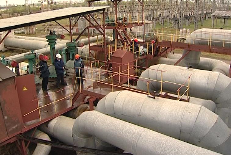 Гидравлические испытания тепловых сетей в Благовещенске прошли успешно