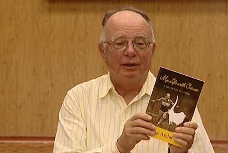 Американский биолог презентовал книгу о жизни журавлей