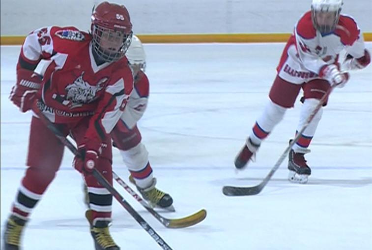 Сезон детского хоккея стартовал в Благовещенске