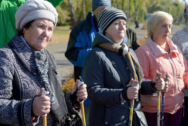 В Приамурье растёт количество пенсионеров