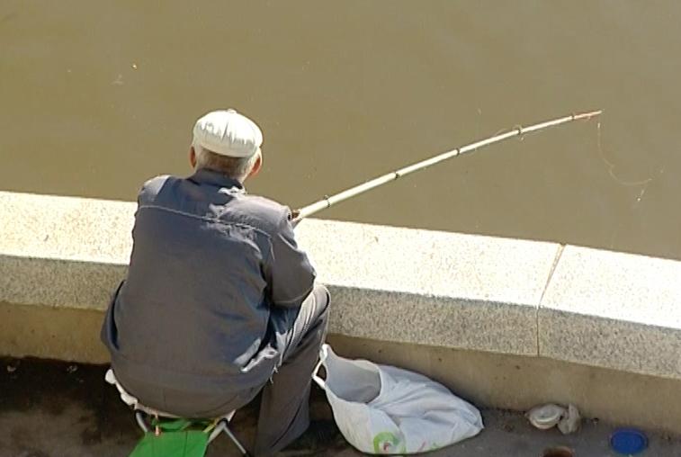 Введён запрет на лов рыбы в Амуре