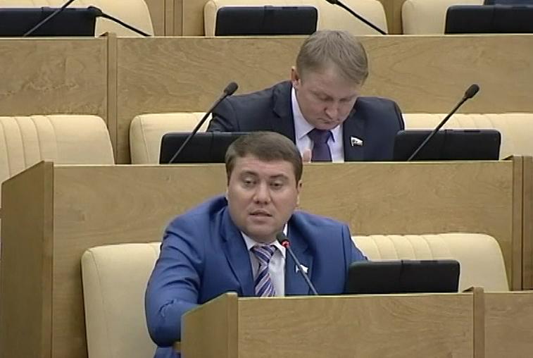 Иван Абрамов будет представлять Приамурье в Совете Федерации