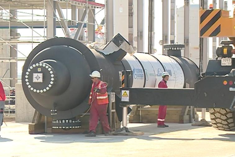 На амурский ГПЗ пришло теплообменное оборудование отечественного производства