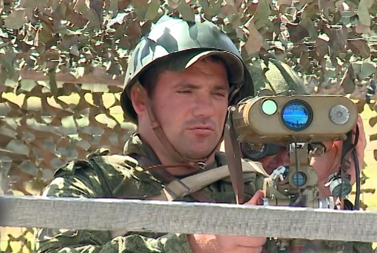 На полигонах Приамурья прошли специальные комплексные учения военных