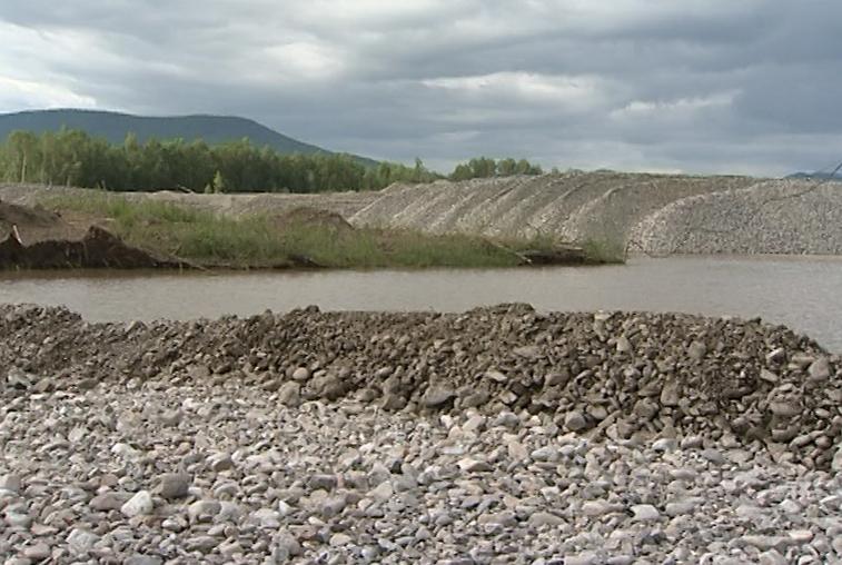 Нелегальная добыча россыпного золота пресечена в Зейском районе