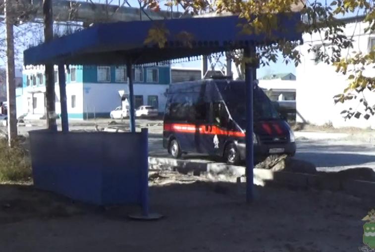 Убийцу с благовещенской автобусной остановки задержали в Тыве