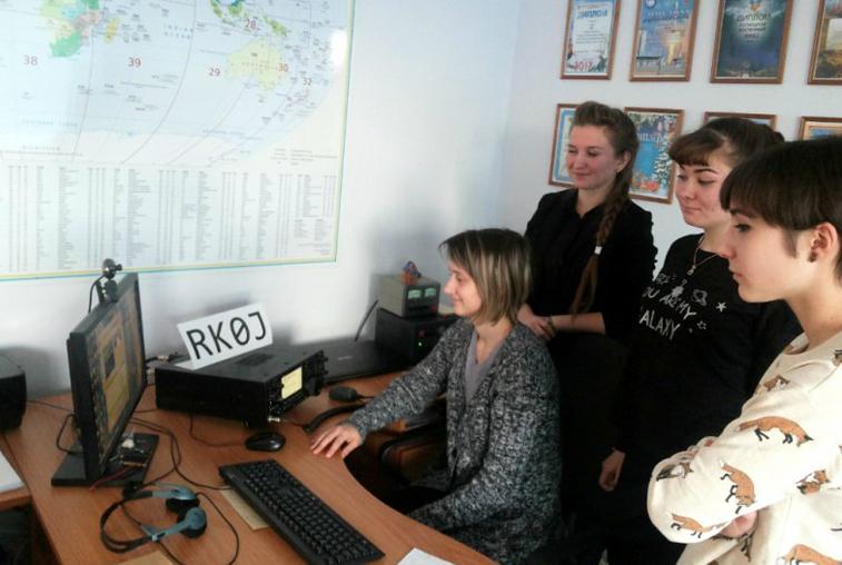 Студенты АмГУ выйдут на связь с Международной космической станцией
