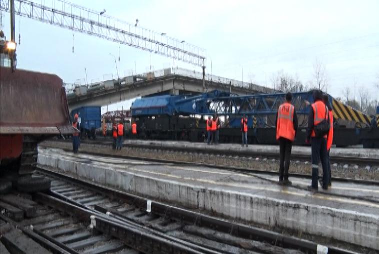 Движение для пассажирских поездов открыли в Свободном. Хроника обрушения моста